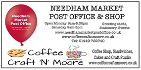 Coffee, Craft N Moore Advert