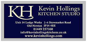 Kevin Hollings Kitchen Studio advert