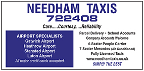 Needham Taxis