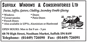 Suffolk Windows and Conservatories